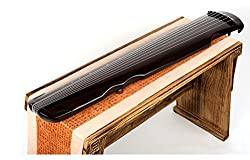 eclaimed Century Old Fir Guqin for Performers - 7 String Chinese Zither