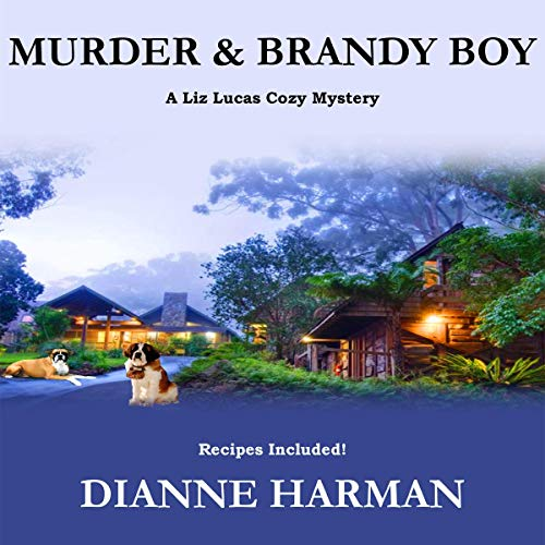 Murder and Brandy Boy Audiobook By Dianne Harman cover art