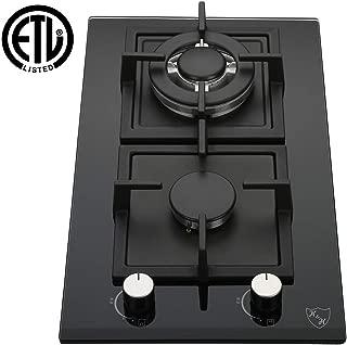 Empava EMPV-34GC5L90A Gas Stove Top Cooktop Black 34 inches
