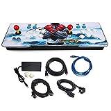 Goolsky Pandoras Box 5S Machine de Jeu vidéo Arcade Double Joystick Arcade avec 1220 Jeux...