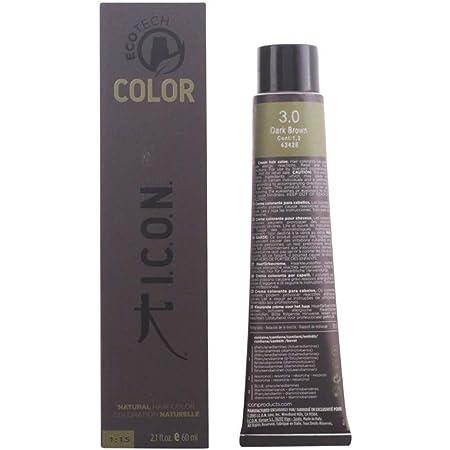 Icon Ecotech Natural Color 8.0 Light Blonde Tinte - 60 ml ...