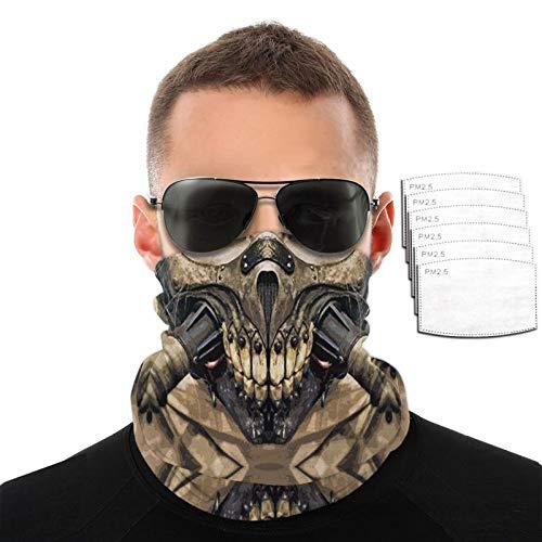 Immortan Mask Joe Mad Face Cover Neck Gaiter Outdoor Windproof Bandana Bavaclava