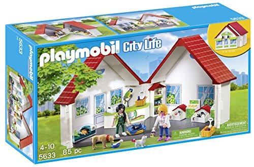 Playmobil City Life 5633 - Tierhandlung mit Gebäude