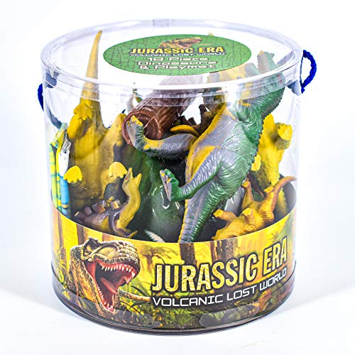 set dinosaure