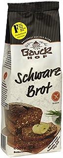 Bauckhof Bio Bauck Bio Schwarzbrot, glutenfrei 12 x 500 gr