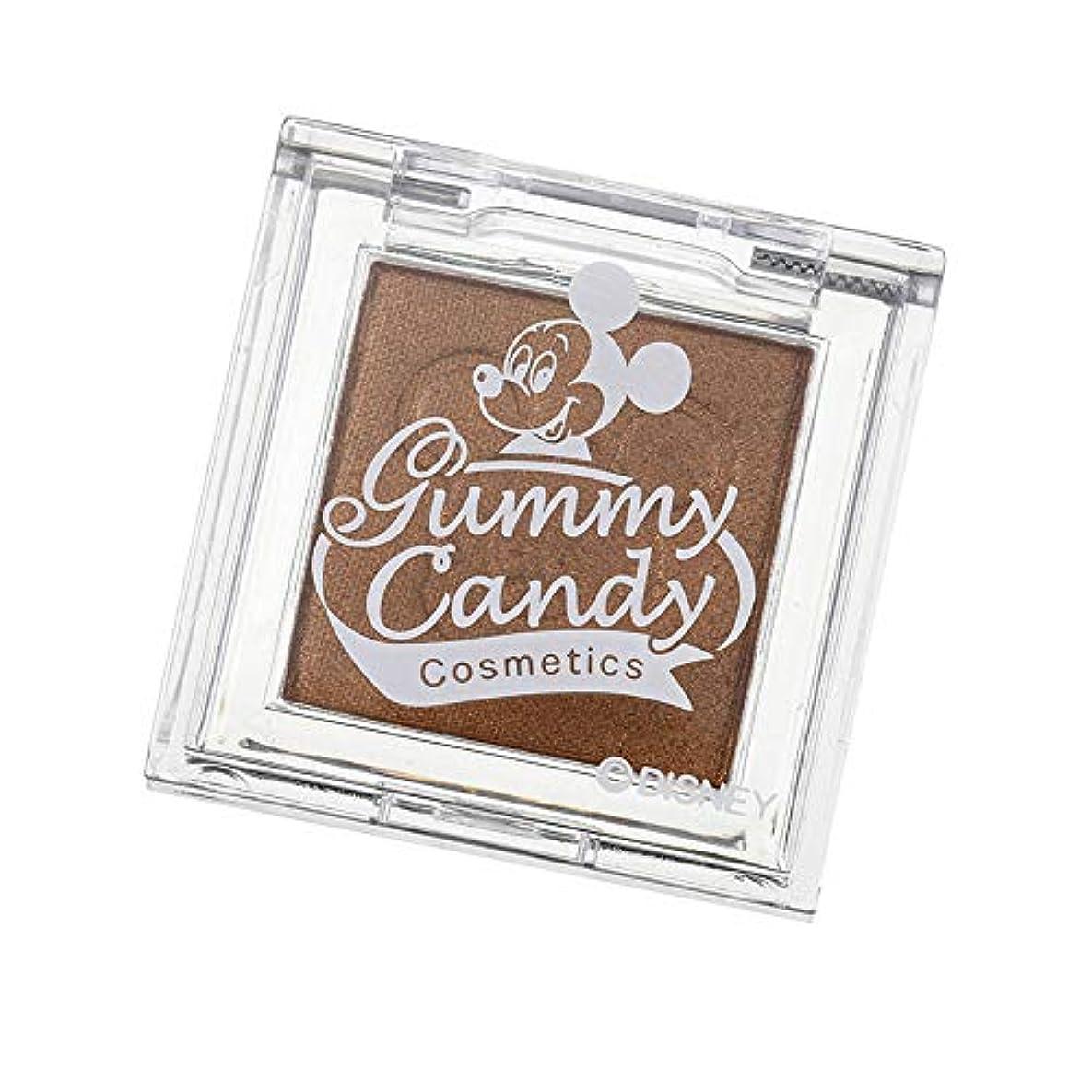 分数マイクその結果ディズニーストア(公式)アイシャドウ ミッキー ブラウン Gummy Candy Cosme