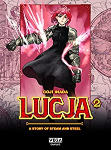 Lucja, a story of steam and steel Edition simple Tome 2