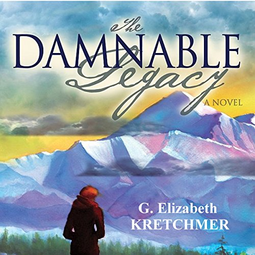 The Damnable Legacy audiobook cover art
