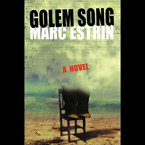 Golem Song audiobook cover art