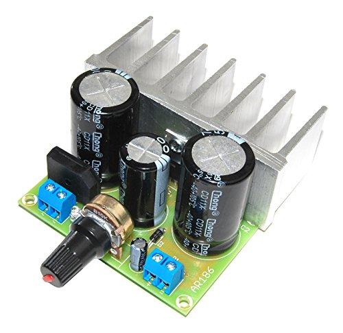 arlikits ar186EDI-tronic Universal Red Dispositivo 1,3V. 33V 3A Montar Fuente de alimentación de Laboratorio Dispositivo Fuente de alimentación AC/DC Verde