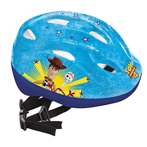 Mondo Toys - Casco Bici per bambini - Design Disney Toy Story 4 - 28504