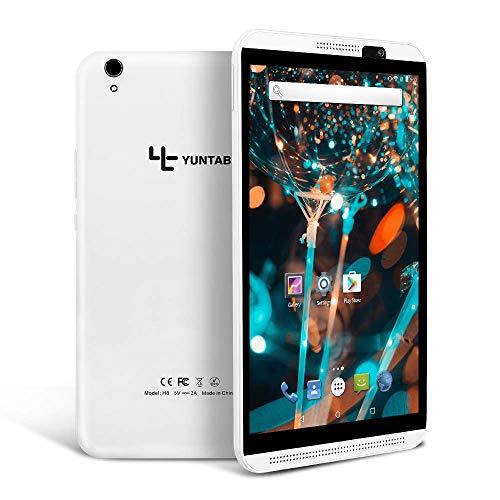 yuntab tablet Tablet PC 8 Pollici 4G Android WiFi YUNTAB