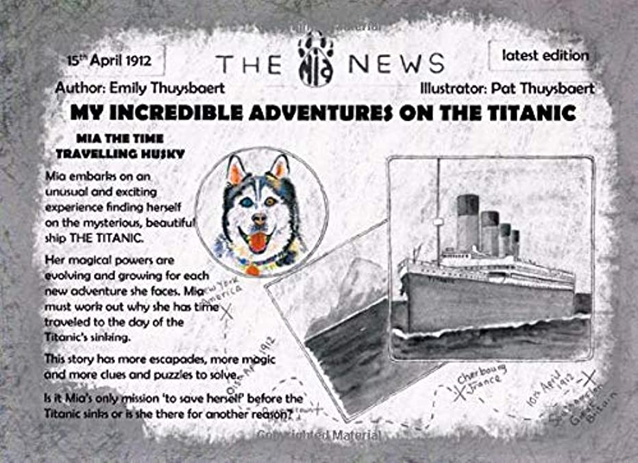 深い更新そんなにMy Incredible Adventures on the Titanic