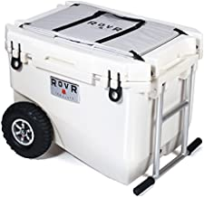 RovR RollR, Portable Wheeled Camping Cooler (60 qt.) (Powder)