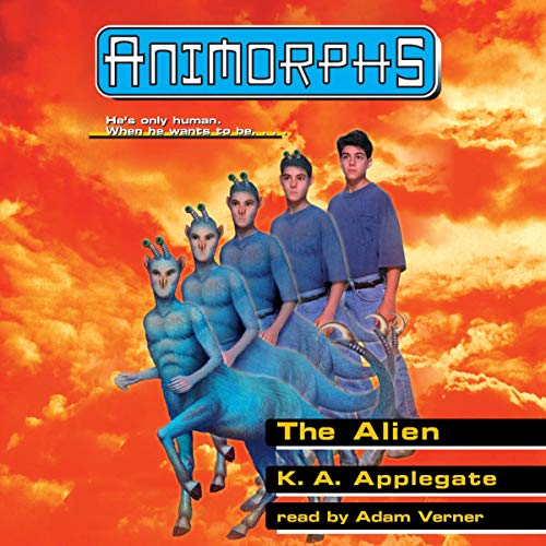 The Alien cover art