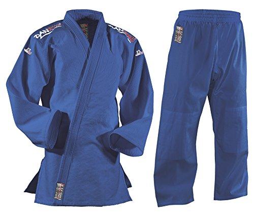 DanRho Judoanzug Classic blau