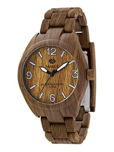 Marea Damen Analog Uhr mit Silikon Armband B35296/3