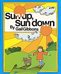Sun up, Sun down book and a sun craft activity from Clever Classroom