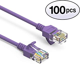 4-Pack - 0.5 Feet 26AWG Network Cable with Gold Plated RJ45 Snagless//Molded//Booted Connector 350MHz Black GOWOS Cat5e Shielded Ethernet Cable 1Gigabit//Sec High Speed LAN Internet//Patch Cable