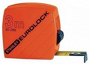 "Stanley Eurolock meetlint 1-30-399"" Geel/Zwart, 3 m/12,7 mm"