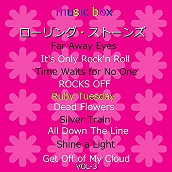 A Musical Box Rendition of the Rolling Stones Vol-3
