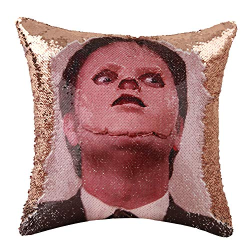 The Office Dwight Mask Pillow
