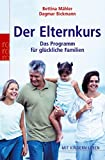 Bettina Mähler: Der Elternkurs. Das Programm für glückliche Familien
