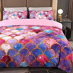 51RfCGVXvjL._SS300_ Mermaid Bedding Sets & Comforter Sets
