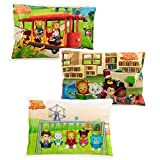 Daniel Tiger's Neighborhood - Reusable Ice Pack for Lunch Boxes (3 Pack) - Non...
