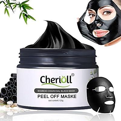 Charcoal Blackhead Mask, Peel off Mask, Face Mask, Deep Skin Clean Peel Off Blackhead Nose Strips Face Mask Blackhead Remover Mask For Women & Men