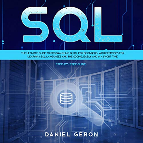 『SQL: Step-by-Step Guide』のカバーアート