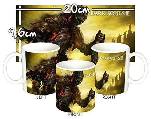 MasTazas Dark Souls 3 A Tasse Mug