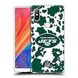 Head Case Designs sous Licence Officielle NFL Empreinte d'animal Vache New York Jets Art Coque en...