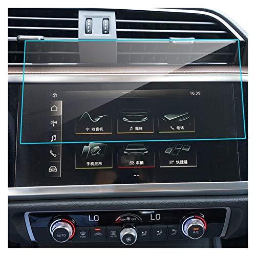 yhfhaoop Película Protectora de Vidrio Templado Pantalla Central de Control de navegación for automóviles Protector de Pantalla for Audi Q3 2019 2020 HNYHF (Color Name : 2020 Year)
