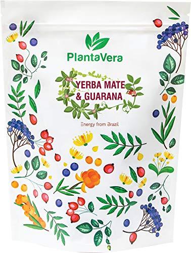 Planta Vera Yerba Mate Despalada + Geschnittene Guarana-Samen 900 g