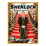 MS Edizioni- Sherlock-Il Primo Giallo Tascabile in 32 Carte, Colore Arancione, 9788831382182