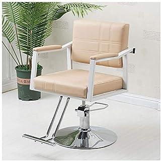 Shengluu Sillas De Escritorio Regulable en altura limpieza de Office giratorio Silla giratoria Silla de escritorio del ordenador for sillas de peluquería Salon telesilla sillas modernas silla de peluq