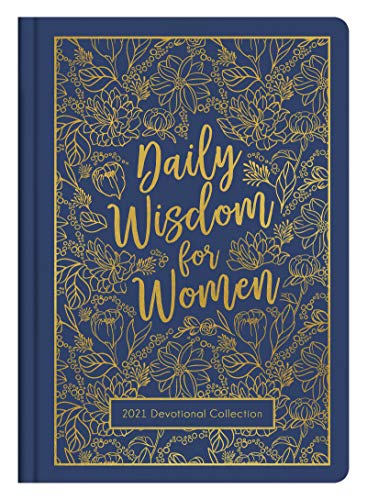 Daily Wisdom for Women 2021 Devotional Collection
