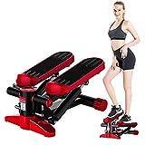 DODOBD Up Down Swing Stepper, Stepper Aerobic Step Aerobic Fitness Stepper per Tonificare Braccia e...
