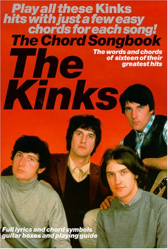 The Kinks The Chord Songbook Lc