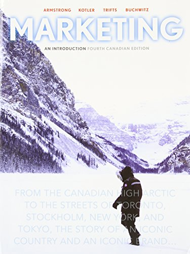 Marketing: An Introduction, Fourth Canadian Edition with MyMarketingLab (4th Edition)