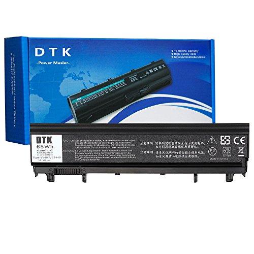 Dtk Laptop Akku für Dell E5440 E5540 P/N: VV0NF VVONF 0K8HC 0M7T5F 1N9C0 312-1351 3K7J7 451-BBID 451-BBIF 7W6K0 970V9 9TJ2J CXF66 F49WX FT6D9 M7T5F N5YH9 NVWGM TU211 VJXMC WGCW6 11.1V 4400MAH