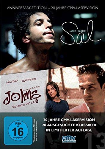James Franco's Sal / Johns - Die Stricher von L.A. (cmv Anniversary Edition #13, 2 Discs, OmU)