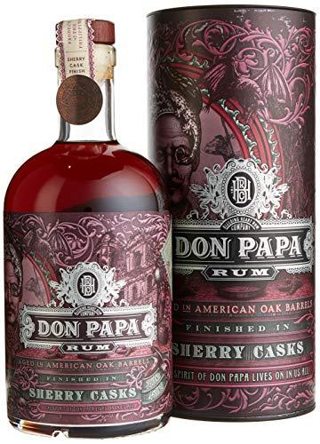 Don Papa Rum Sherry Casks Rum (1 x 0.7 l)