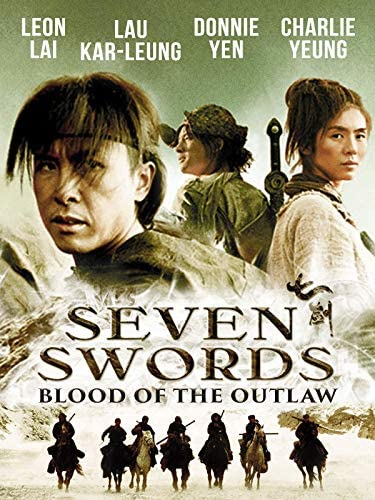 Seven Swords Blood of the Outlaw product image