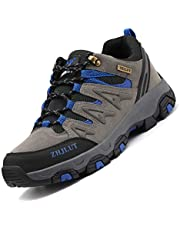 Unitysow Trekking- & Hikingschoenen Heren Dames Laag Stijgende Wandelschoenen Outdoor Light Hikinglaarzen Fitnessschoenen,EU35-47