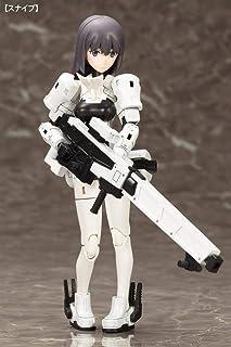 Kotobukiya Megami Device: WISM Soldier Snipe/Grapple Plastic Model KIt, Multicolor