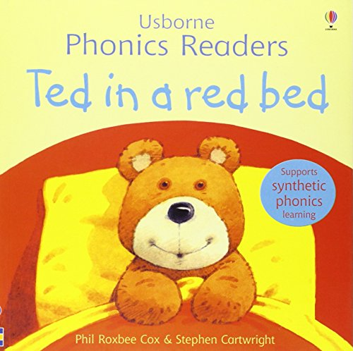 Cox, P: Ted In A Red Bed Phonics Reader (Phonics Readers)
