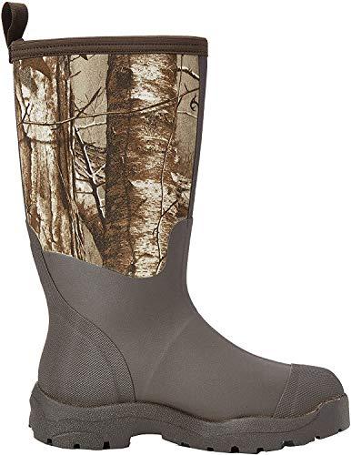 Muck Boots Unisex-Erwachsene Derwent Ii Gummistiefel, Braun (Bark/Real Tree Xtra), 42 EU
