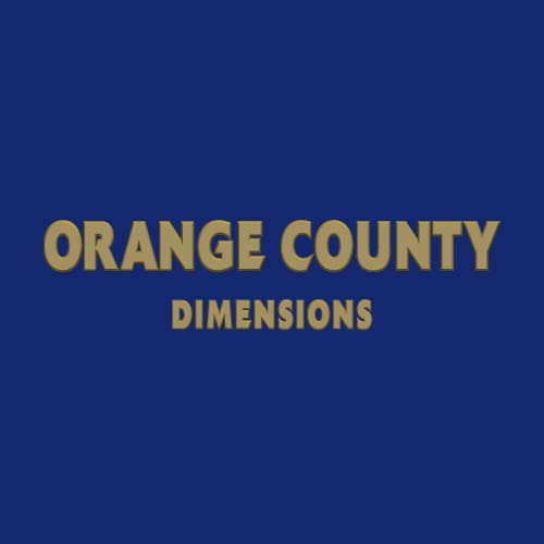 ORANGE COUNTY DIMENSIONS(Kindle Tablet Edition)